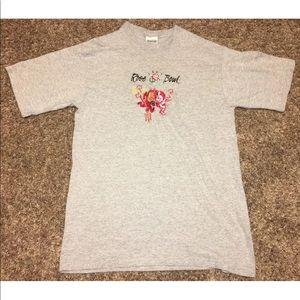 Ohio State University B Wear T 1997 ROSE BOWL ASU